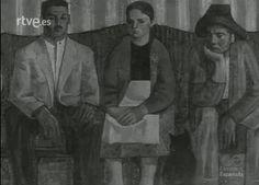 Znalezione obrazy dla zapytania kiko argüello pintura titulada espera