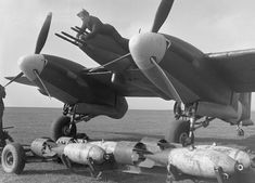 Photos of the World War 2 British twin engined fighter the Westland Whirlwind. Prototype, RAF in service and company development photos Navy Aircraft, Ww2 Aircraft, Fighter Aircraft, Military Aircraft, Fighter Jets, Westland Whirlwind, Old Planes, Aviation Image, Vintage Airplanes