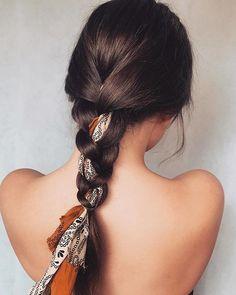 Box Braids Hairstyles, Bandana Hairstyles, Wedding Hairstyles, Simple Braided Hairstyles, Casual Hairstyles, Female Hairstyles, Teenage Hairstyles, Dance Hairstyles, Vintage Hairstyles