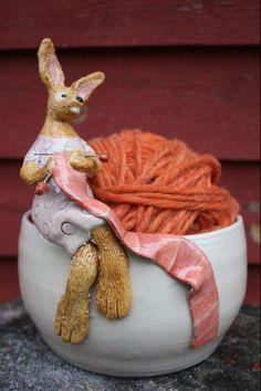 Yarn bowl :)