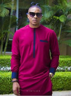 Shop African clothing from our store at the best price. Check out our latest collection of African clothing now! African Shirts For Men, African Dresses Men, African Attire For Men, African Clothing For Men, African Wear, African Outfits, Nigerian Men Fashion, African Men Fashion, Mens Fashion