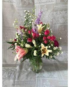Midwood Flower Shop Send Your Love Flower Arrangement