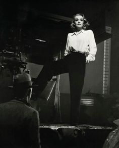 Style Icon: Dietrich