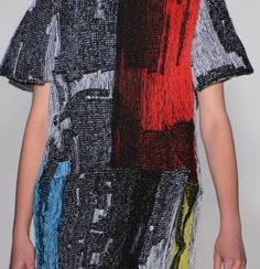 patternprints journal: PATTERNS, PRINTS, TEXTURES AND SURFACES INTO S/S 2017 FASHION COLLECTIONS / NEW YORK 12 - Parsons the New School for Design.