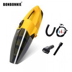 Супервсасывающий пылесос для авто BonBonnie (120 Вт)