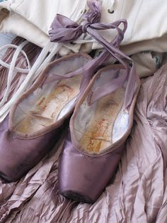 ~ beautiful ballet shoes