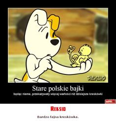 Reksio Polish Films, Winnie The Pooh, Disney Characters, Fictional Characters, Snoopy, Art, Art Background, Kunst, Fantasy Characters