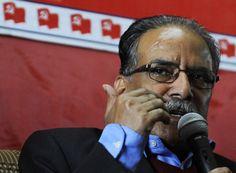 2.  Pushpa Kamal Dahal, the head of the United Communist Party of Nepal (Maoist).