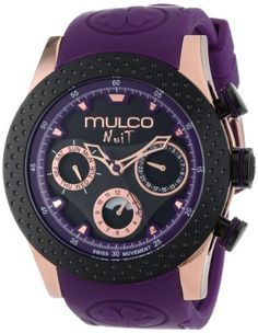 online shopping for MULCO Unisex Analog Chronograph Swiss Watch from top  store. See new offer for MULCO Unisex Analog Chronograph Swiss Watch ea5dd439f5