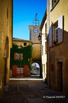 Village de Lurs - Alpes de Haute Provence 04