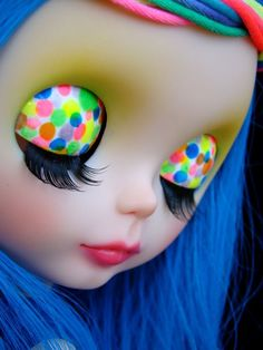Custom Blythe Factory by ***MADAME MIX***, via Flickr