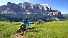 Scuola di mountain bike Val Gardena - MTB Camps in the Dolomites