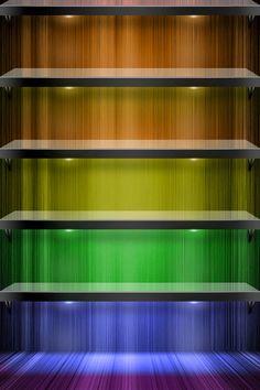 Rainbow IPhone 5S Wallpapers