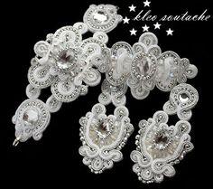 Sutasz Kleo /Soutache jewellery: IVON V