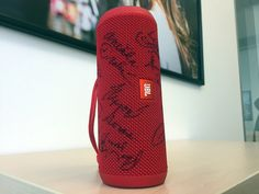 JBL Flip3 auction Czech sport stars #JBLsport #JBLpositive