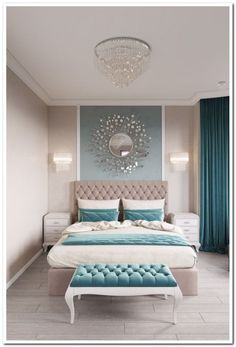 11 Modern and Luxurious Bedrooms With Baroque Style 01 Romantic Farmhouse Master Bedroom Ideas 53 Modern Bedroom Design Ideas That Very Recommended This Year Simple Bedroom Design, Luxury Bedroom Design, Master Bedroom Design, Home Decor Bedroom, Bedroom Furniture, Bedroom Designs, Diy Bedroom, Master Bedrooms, Teen Bedroom