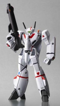 Revoltech 34 Macross Valkyrie Figure Robotech Transformers Jetfire Skyfire for sale online