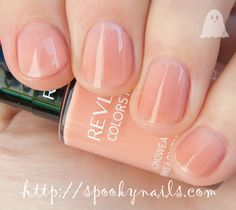 Revlon colorstay 025 Seashell | #nailpolish #stash #polishstash