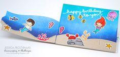 Underwater Bendi Card | by allthesparkle