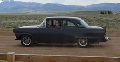 On the mile dirt drag strip for the 2019 Hot Rod Dirt Drags 8 Mile, Ford Fairlane, Hot Rods, Sad