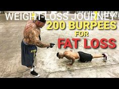 WEIGHT-LOSS JOURNEY | WEEK 13 - WEIGH IN & 200 BURPEES FOR FAT LOSS - YouTube Lose Fat, Lose Belly Fat, Weight Loss Journey, Weight Loss Tips, Fat Loss Drinks, Face Tips, Arm Fat, Fat Loss Diet, Burpees
