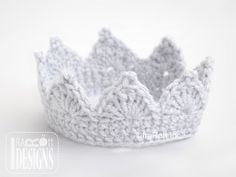 FREE PRINCESS CROWN PDF CROCHET PATTERN by Irarott