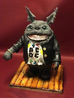 Totoro 3D Cake