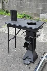 rocket stove and grill Building A Gravity Feed Rocket Stove Pagetitle Video — Responsive Multi-purpose HTML Template Build a simple rocket stove in 30 minutes or less! Discover thousands of images about Rocket stove. Stove With Griddle, Outdoor Kocher, Rocket Stove Design, Diy Rocket Stove, Diy Wood Stove, Rocket Mass Heater, Stove Heater, Outdoor Stove, Stove Fireplace