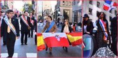 http://www.presenciarddigital.net - Hispanos Desfilan en 5ta. Avenida de Nueva York en celebración 'Día de la Raza'