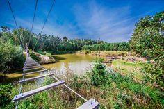 Park Linowy Rancho Pod Bocianem w Przypki, Nadarzynska 15