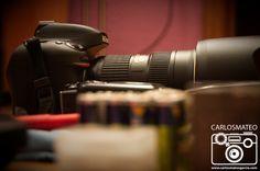 Preparando el equipo para un evento con una importante aseguradora www.carlosmateogarcia.com