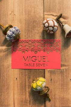 Mediterranean-styled shoot by Michelle Leo Events featured on Elizabeth Anne Designs! Photo Credit: Alixanne Loosle Photography. Laser Cut Wedding Escort Cards by Alexis June Creative.