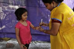 How India won over polio drop by drop: Read how WHO, and other organizations helped end polio in India. End Polio Now, India Win, Rotary, Organizations, Victorious, Drop, Shirt Dress, Fashion, Moda