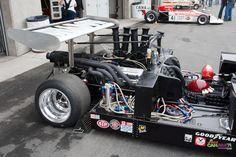 Shadow Mk II Chevrolet (Chassis 71-3 - 2011 Monterey Motorsports Reunion) High Resolution Image