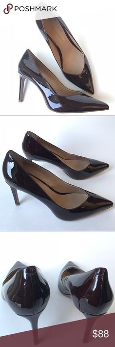 0cce2c2ef19 Banana Republic Madison Patent 12 hour Pump 7.5 Wear them for 12 hours a  day (