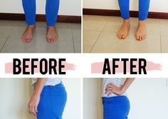 DIY – Baggy to Skinny Jeans