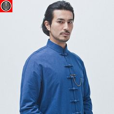 Husenji Chinese Style Tang Suit