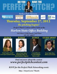 Perfect Pitch Contest Networking Seminar September 27, 2012 Pitch Perfect, Growing Your Business, Hold On, September, Author, Film, Reading, Books, Movie