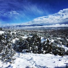 New Post by @SimplySantaFeNM on #Instagram: You guys are blowing our minds with all these great #SimplySantaFe snow photos this weekend. It looks like you all had excellent snow adventures! This incredible view is thanks to @alex_yragui
