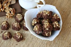 Biskut Afghan / Afghan Cookies - Recipes Today!