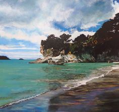 Heritage Gallery is the home of New Zealand art. From Studio Glass, Ceramics, and Wood, through to Jewellery and Textiles, all mediums are covered at Heritage Gallery. New Zealand Art, Creative Inspiration, Cambridge, Vibrant, Landscape, Canvas, Gallery, Paper, Travel