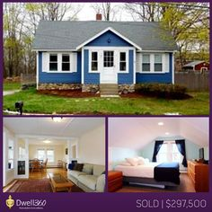 Sandra Siciliano, Realtor helped her clients find this charming cape in Marlborough! #sold #Marlborough #Massachusetts #realestate