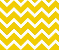Sunny Chevron fabric by yeanoh on Spoonflower - custom fabric