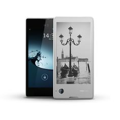 The Amazing dual screen yotaPhone, with always on display