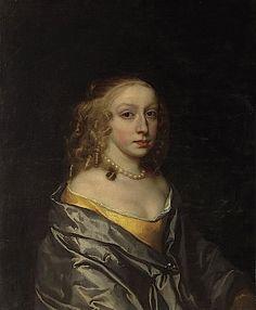 Mary Lee, wife of Sir John Morley by Sir Peter Lely