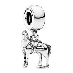 Disney Maximus Charm by Pandora Tangled Silver Jewerly New With Pouch Pandora Charms Disney, Pandora Beads, Pandora Rings, Pandora Bracelets, Pandora Jewelry, Charm Jewelry, Bangle Bracelets, Silver Bracelets, Necklaces