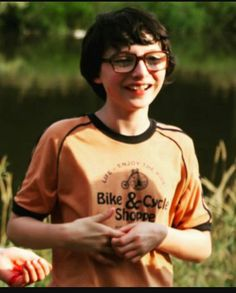 Emma // 17 I'm just really excited for season two of Stranger Things, so this is a countdown with daily pictures of Finn! //don't come after me I love them all but I met Finn so he holds a special. Stephen King It, Stanley Kubrick, Finn Wolfhard Age, It Movie 2017 Cast, Lp Laura Pergolizzi, Its 2017, Bip Bip, Jack Finn, I Love Cinema