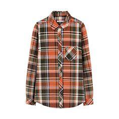cfdc7166878 Aimilian Womens Cotton Long Sleeve Plaid Shirt (XXL