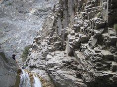 Canyoning Gorgopotamos river #outdoorsgr Mount Rushmore, Stones, River, Activities, Mountains, Nature, Outdoor, Outdoors, Rocks