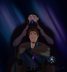 Me. I do. I care. My blog dedicated to my own Dark Prince Eugene theory, now the Dark Prince Eugene FACT! Because I'm a nerd. Icon by lokoteibex Punk Disney, Disney Fan Art, Disney Wiki, Arte Disney, Disney And Dreamworks, Disney Magic, Disney Movies, Disney Pixar, Disney Tangled